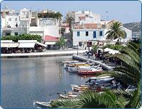Николаос остров крит отдых греция